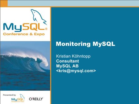 Leveraging MySQL skills to